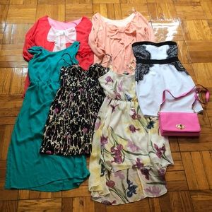 6 piece dress bundle
